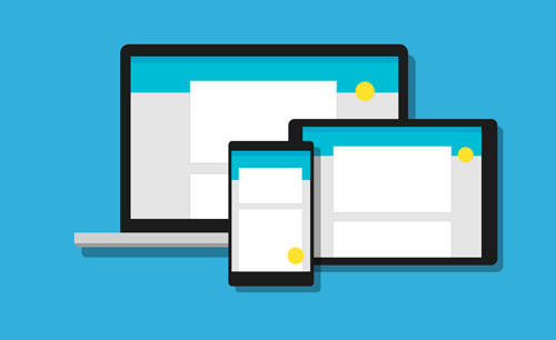 Material Design on multiple devices